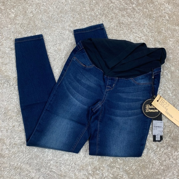 35735a8cf0454 1822 Denim Jeans | Nwt Maternity Butter Ankle Skinny | Poshmark